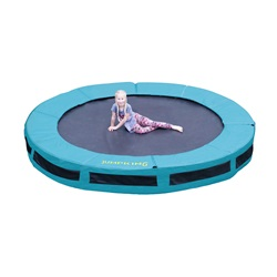 Jumpking Inground Trampolin - Ø366 cm