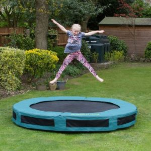 Jumpking Inground Trampolin - 430 cm - Trampolin 335377