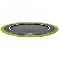 Salta Royal Baseground Sport Trampolin Ø427 cm - Sort