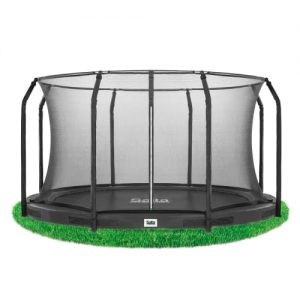 Salta trampolin med net - Excellent Inground - Ø 366 cm