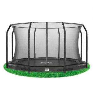 Salta trampolin med net - Excellent Inground - Ø 427 cm