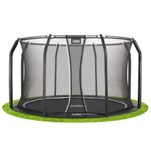 Salta trampolin med net - Royal Baseground Inground - Ø 305 cm