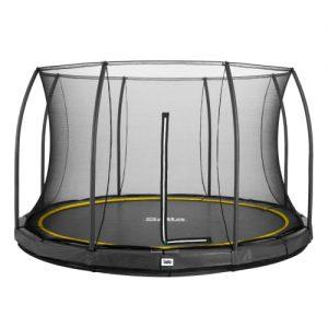 Salta trampolin med net - Comfort Inground - Ø 427 cm